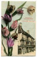 CPA  70  :  LUXEUIL LES BAINS   Souvenir  Maison  Jouffroy  A   VOIR   !!!! - Luxeuil Les Bains