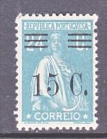 PORTUGAL  465    * - 1910-... Republic