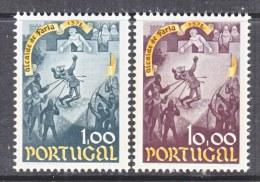 PORTUGAL  1193-4    ** - Unused Stamps