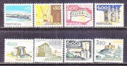 PORTUGAL  1207-14     **   BUILDINGS - Unused Stamps
