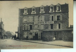 SAINT PAIR Sur MER Le Grand Hotel De France - Saint Pair Sur Mer