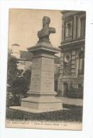Cp , SAINT SERVAN , Statue De L'Amiral BOUVET , Vierge , LL 45 - Saint Servan