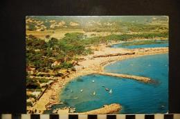 Cp 83, SAINT AYGULF, Calanque Des Romains, Le Port - Saint-Aygulf