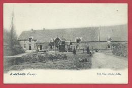 Averbode -Abdij - Ferme ( Verso Zien ) - Scherpenheuvel-Zichem