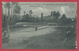 Alsemberg, Le 16 Juillet 1911 - Fête Gymnastique Du Pensionnat St-Victor - 1914 ( Verso Zien ) - Beersel