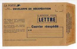 Enveloppe De Réexpédition - N°717 - 230mm X 160mm - Documents De La Poste