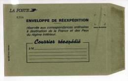 Enveloppe De Réexpédition - N°717 Bis - 230mm X 160mm - Documents De La Poste