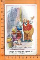 ILLUSTRATEUR: Dudley Buxton, Si Vous Ne Voulez Rien Acheter, Ne Soufflez Pas Sur La Glace - Other Illustrators