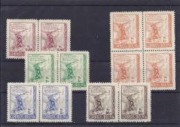 150024552  BOLIVIA  YVERT    Nº  332/7  */MH  (EXCEPT Nº 336) - Bolivia