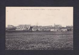Vente Immediate Pelerinage De Sainte Germaine - PIBRAC - Les Eglises Et Le Village ( Ed. Mis. Dioc.) - Pibrac