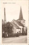 BULLANGE - MANDERFELD (4760) : Kirche Und Denkmal. CPSM Rare. - Büllingen