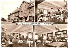 BULLANGE - BÜLLINGEN (4760) : Hôtel-Restaurant Dahmen. Propriétaires M. Et Mme Paul GREEVEN. CPSM. - Bullange - Buellingen