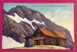 TRIGLAVSKI DOM NA KREDARICI - TRIGIAV - ED.FRAN PAVLIN - JESENICE  - NON VIAGGIATA - Slovenia