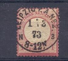 150024585  ALEMANIA IMPERIO  YVERT  Nº  4 - Usados