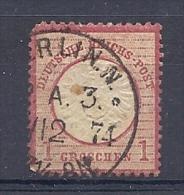 150024587  ALEMANIA IMPERIO  YVERT  Nº  16 - Usados