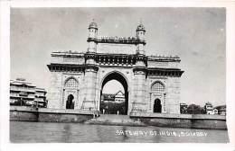 Bombay, Gateway Of India - Inde