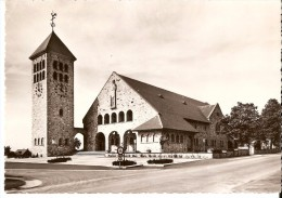 BULLANGE - ROCHERATH - KRINKELT (4761) - RELIGION : Kath. Pfarrkirche. CPSM. - Bullange - Büllingen