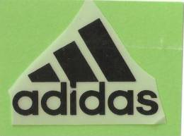 ADIDAS PATCH PATCHES GERMANY IN BLACK COLOUR - Patches