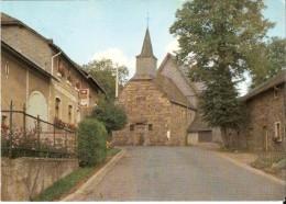 AMEL (4770) : Pfarrkirche Iveldingen Montenau. CPSM. - Amel
