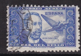 ESPAÑA 1944 - Thebussem Sello Usado Edifil Nº 983 - 1931-50 Usati