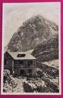 MONTAGNA ALPINISMO - RIFUGIO GIUSEPPE SILLANI SUL MANGART   - ANNULLO : CAVE DEL PREDIL  UDINE  1930 - Alpinisme