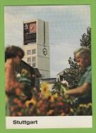 C-P-M (Allemagne) Stuttgart -Rathausturm. (Tour De L´Hôtel De Ville.) - Germany