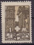 Central Lithuania 1921 Fi 32B Mint - Lituanie