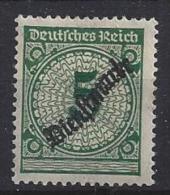 Germany 1923  Dienstmarken (**) Mi.100 - Dienstpost