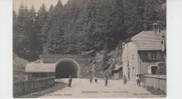 88 - BUSSANG / TUNNEL - COTE ALSACIEN - Col De Bussang