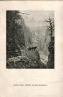 Land Der Sage - Druck, Entnommen Aus Velhagen Und Klasings- Monatsheften/ 1928 - Zeitungen & Zeitschriften