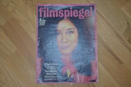 Germany  Magazine  Movies Cinema 1982  Nr.5 - Film & TV