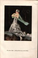 Der Grüne Schal-Druck, Entnommen Aus Illustrierte Rundschau/ 1928 - Zeitungen & Zeitschriften