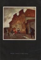 Gemälde Von Walter Heimig-Druck, Entnommen Aus Illustrierte Rundschau/ 1928 - Zeitungen & Zeitschriften