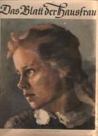 Das Blatt Der Hausfrau , 1943 - Zeitungen & Zeitschriften