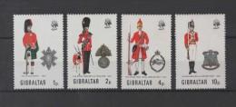 GIBRALTAR  Série De Timbres Neufs ** De 1971  ( Ref 1332 C ) - Gibraltar