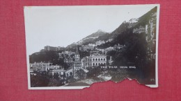 China (Hong Kong)  The Peak  Has Stamp & Cancel--  Note Piece Missing On Bottom Ref  2075 - China (Hong Kong)