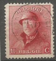 168  Obl  Maredret (Sosoye) - 1919-1920 Roi Casqué