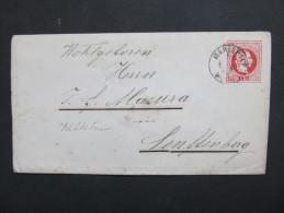 GANZSACHE Mariahilf Wien  - Zamberk   //// D*18202 - 1850-1918 Imperium