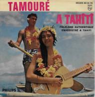 Bob Putigny 45t. EP *tamouré à Tahiti* - Musiche Del Mondo
