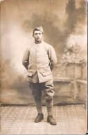 Carte Photo Neuve  Soldat Du 48 Eme Regiment D'Infanterie - Guerra 1914-18