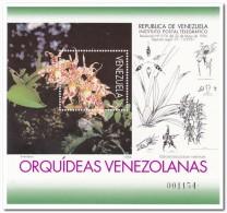 Venezuela 1996, Postfris MNH, Flowers, Orchids - Venezuela