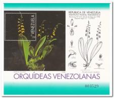 Venezuela 1997, Postfris MNH, Flowers, Orchids - Venezuela