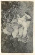 V-15 - 194  :  JOUETS   POUPEES EN CELLULOÏD CARTE PHOTO - Juegos Y Juguetes