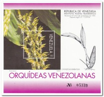 Venezuela 1994, Postfris MNH, Flowers, Orchids - Venezuela