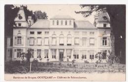 Oostkamp: Château De Schoonhoven. - Oostkamp
