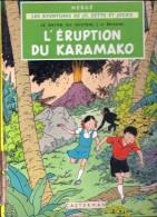 L'éruption Du Karamako B38 1967 - Jo, Zette & Jocko