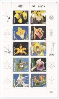 Venezuela 1991, Postfris MNH, Flowers, Orchids - Venezuela
