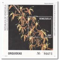 Venezuela 1993, Postfris MNH, Flowers, Orchids - Venezuela