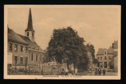 NIEUWENRODE :: DE KERK EN DORPZICHT - Kapelle-op-den-Bos