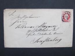 GANZSACHE Graslitz  - Zamberk Senftenberg   //// D*18214 - Briefe U. Dokumente